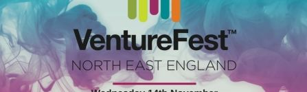 VentureFest North East - 14 November 2018, St James' Park, Newcastle