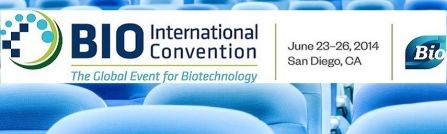 BIO International Convention, San Diego, June 2014