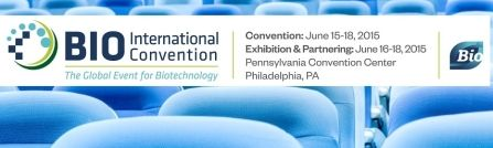 BIO International Convention, Philadelphia, June 2015