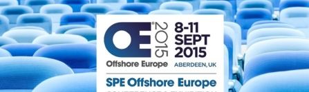 SPE Offshore Europe - Aberdeen - 8-11 September 2015